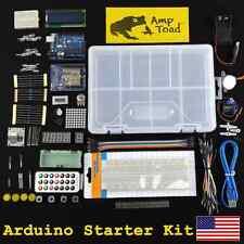 Arduino Development Starter Kit:TTL Breadboard Resistor LED Funduino Motor UNO