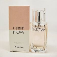 Eternity Now By Calvin Klein 0.50 oz/15ml Mini Edp Spray For Women New In Box