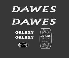 Dawes Galaxy Bicycle Decals-Transfers-Stickers n.10