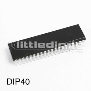 UM6526P1 SemiConductor - CASE: DIP40 MAKE: UMC