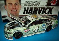 Kevin Harvick 2017 Busch Bucks #4 Stewart Haas Ford $100 Benjamins 1/24 NASCAR