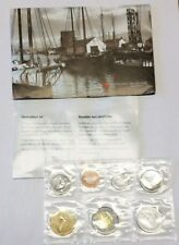2002 Canada Uncirculated Proof-Like Mint Set w/ original Envelope & COA