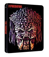 The Predator (2018) Limited Edition Steelbook Blu Ray