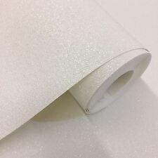 Carat Pailleté Blanc Papier Peint - P+S 13348-80 Neuf