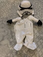 Star Wars Stormtrooper Halloween Costume For Small Dog Yorkie Terrier Chihuahua