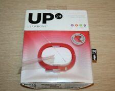 UP 24 By Jawbone Activity Tracker - Medium - Red - Brand New Read Description