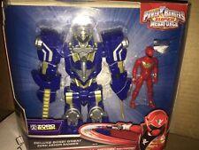 Power Ranger Zord Builder Deluxe Gosei Great Zord Armor Ranger Toy Action Figure