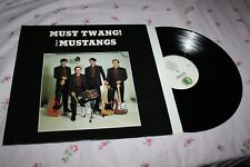 THE MUSTANGS-MUST TWANG!-FINLAND PRESS