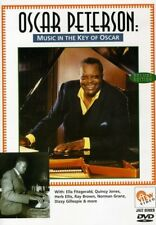 Oscar Peterson - Music in the Key of Oscar [New DVD]