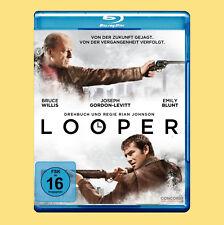 ••••• Looper (Bruce Willis / Emily Blunt) (Blu-ray)