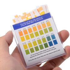 New Listing100pc Ph Indicator Test Strip 45 9 Paper Litmus Tester Laboratory Urine Saliva