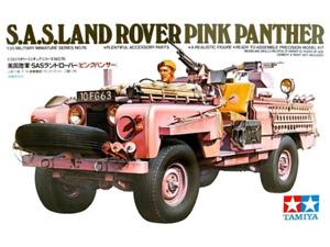 Tamiya 1/35 Sas Landrover Pink Panther