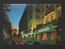 PARIS (VIII°) HOTEL NAPOLEON , Avenue FRIEDLAND nocturne en 1990
