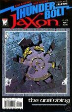 Us cómic Pack Thunder Bolt Jaxon 1-5 completamente mgx