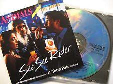 "ANIMALS FEATURING ERIC BURDON ""SEE SEE RIDER"" - CD"