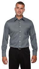 Devon & Jones Men's Tall Active Performance Solid Stretch Twill Shirt. DG530T
