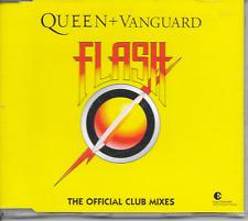 QUEEN + VANGUARD - Flash (The Official Club Mixes) CDM 4TR Trance Techno 2003