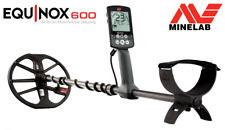 Minelab Equinox 600 Metalldetektor Metallsuchgerät Metallsonde Detektor Detector