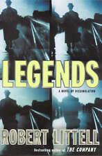 New, Legends, Littell, Robert, Book