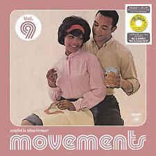 """Various – Movements Vol. 9 LP & 7"""""""