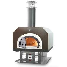 Chicago Brick Oven Cbo-750 Hybrid Countertop, Dome, 3-piece Hearth Arch & Door