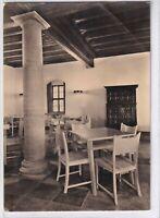 Ansichtskarte Dornburg an der Saale - Renaissanceschloss - Saal - schwarz/weiß