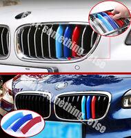 BMW 5 GT/Gran Turismo/f07,grille M motorsport 3/tri-colour cover/cap/clip/strip