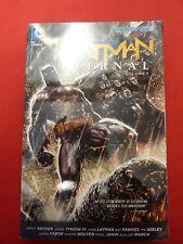DC NEW 52 BATMAN ETERNAL VOLUME 1 (PAPERBACK)