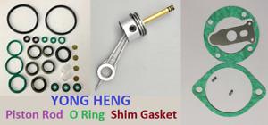 YongHeng High Pressure Pump Air Compressor PCP Piston Rod O-Ring Shim Gasket Set
