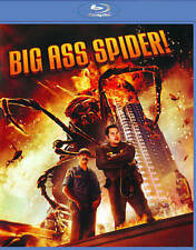 Big Ass Spider! (Blu-ray Disc, 2014) Greg Grunberg, Clare Kramer  ***NEW!!***