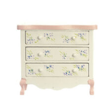 Dollhouse Miniature Hand Painted Dresser by Town Square Miniatures