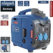 Scheppach Inverter Stromerzeuger SG2000 2 kW 4-Takt 2x230V 2,86PS