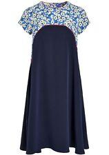 Next Navy Floral Swing  Dress 16
