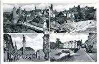 uralte AK, Bautzen, Alte Wasserkunst, An der Spree, Rathaus, Kornmarkt
