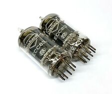 Matched Pair  ECC83 12AX7   NOS Mullard  Holland  Valve Tubes (VTE10)