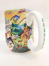 Disneyland Resort 3D Monorail Grandpa Cup