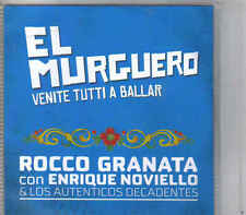 Rocco Granata-El Murguero Promo cd single