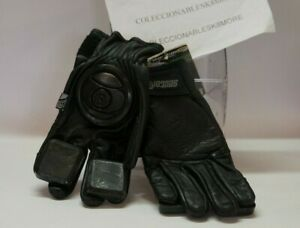 Sector 9, SIZE XL Ths Surgeon BLACK Longboard Slides GLOVES AT A GREAT ITEM!