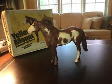New ListingBreyer # 51 Yellow Mount Vintage Paint Horse With Box
