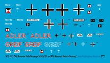 """Peddinghaus 1/72 3323 DAK """" Rommel's """" Staff Vehicles sd. Kfz 251 and Ace dorces"""