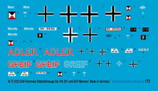 "Peddinghaus 1/72 3323 Dak "" Rommel's "" Staff Vehicles Sd. Kfz 251 and Ace"