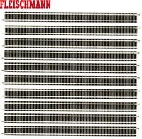 Fleischmann N 9100-S Gerades Gleis 222 mm (10 Stück) - NEU