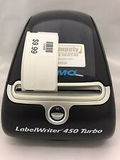 DYMO Thermal Label Printer With Jewelry Tags - Includes Rat Tail Style Labels