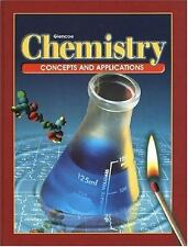Chemistry : Concepts and Applications (2001, Hardcover, Student Edition of...