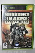 BROTHERS IN ARMS ROAD TO HILL 30 GIOCO USATO OTTIMO XBOX EDIZIONE ITALIANA GS1