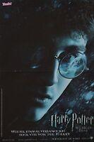HARRY POTTER - A3 Poster (ca. 42 x 28 cm) - Film Daniel Radcliffe Clippings NEU