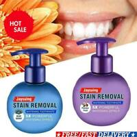 Natural Intensive Stain Remover Whitening Baking Soda Toothpaste Press Type Hot