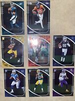 2020 Panini Absolute Football RC Lot- JOE BURROW + CLAYPOOL +  Love + Jefferson+