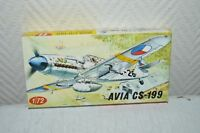 MAQUETTE AVION AVIA CS.199 KP PLANE/PLANO NEUF 1/72 MODEL KIT