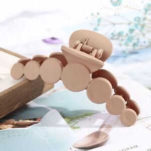Women Colorful Hair Claws Hair Accessories Barrette Hair Clip Hairpins for Girls